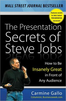 Secrets of Steve Jobs Book Cover