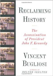Reclaiming History Book Cover